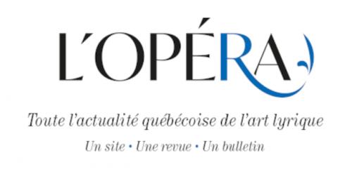 L'Opéra, revue québécoise d'art lyrique